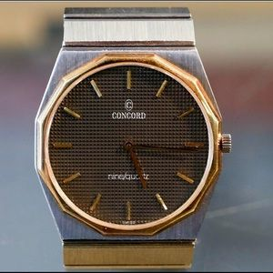 Concord Mariner SG  Stainless steel 18K gold Watch